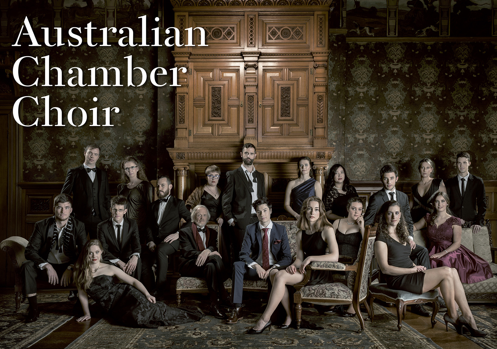 Australian Chamber Choir / 2017 International Season promotional brochure