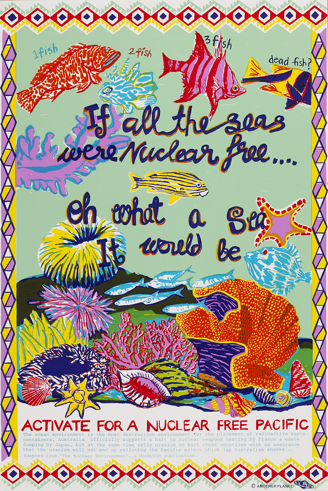 If all the seas were nuclear free (1985)